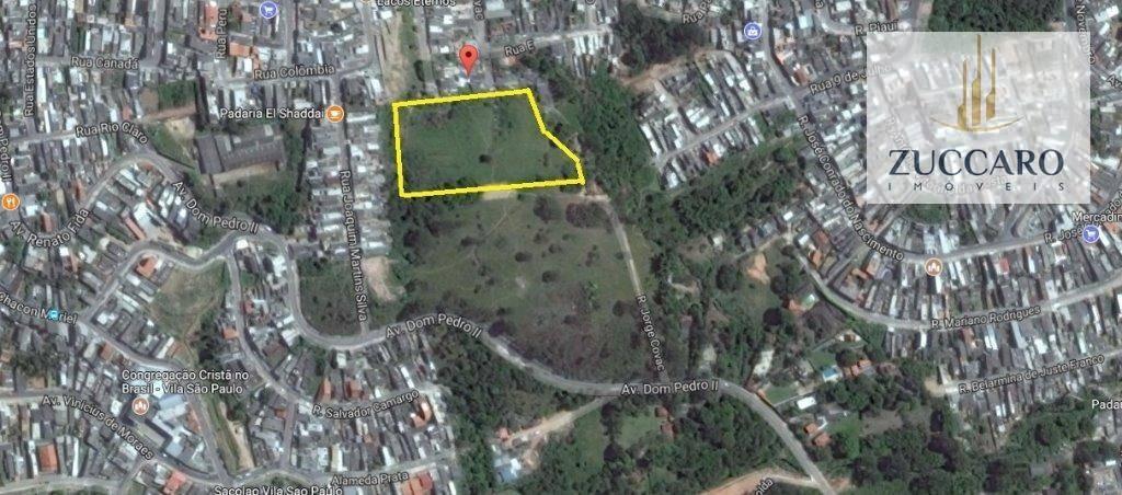 área comercial à venda, jardim maria cecília, ferraz de vasconcelos - ar0125. - ar0125