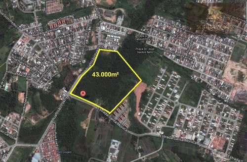 área comercial à venda, parque santa rosa, suzano. - codigo: ar0150 - ar0150