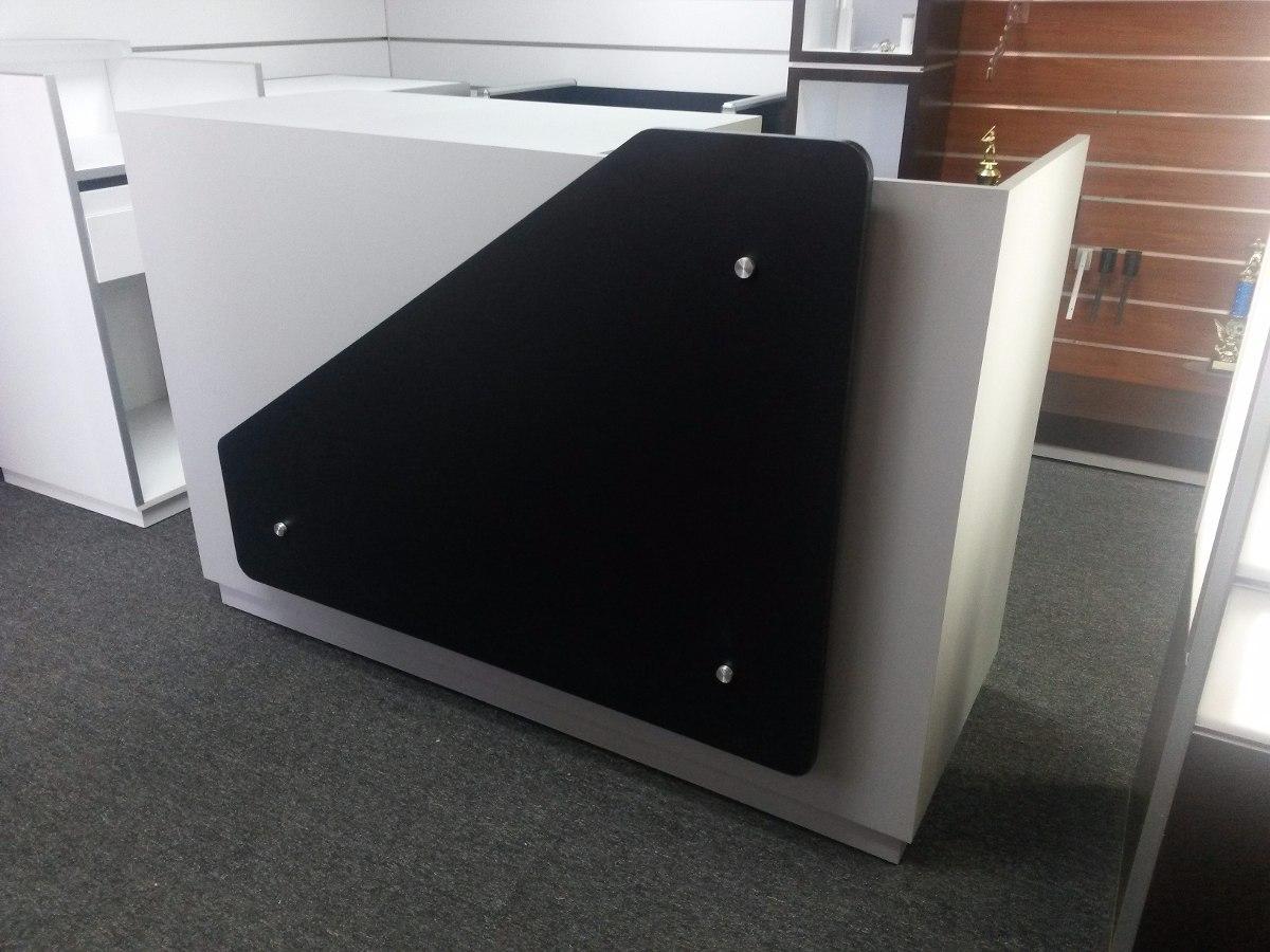 Area de caja modular para tienda oficina o local comercial for Caja de ingenieros oficinas