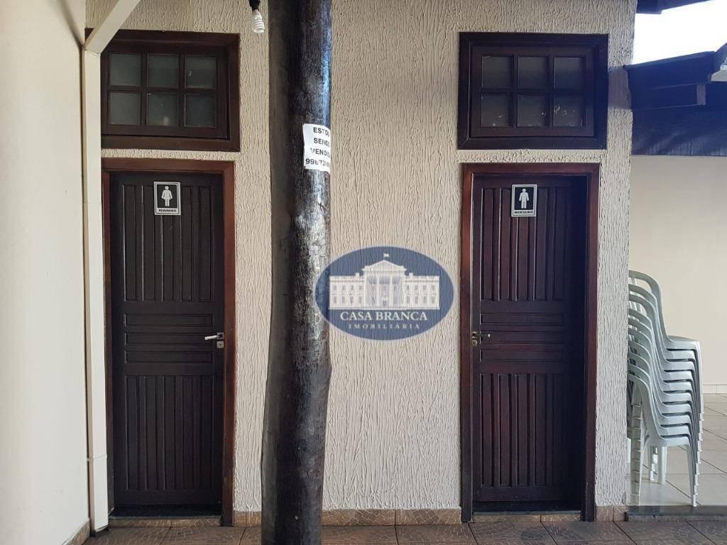 área de lazer por r$ 215.000 - residencial jardim centenário - araçatuba/sp - ca1181