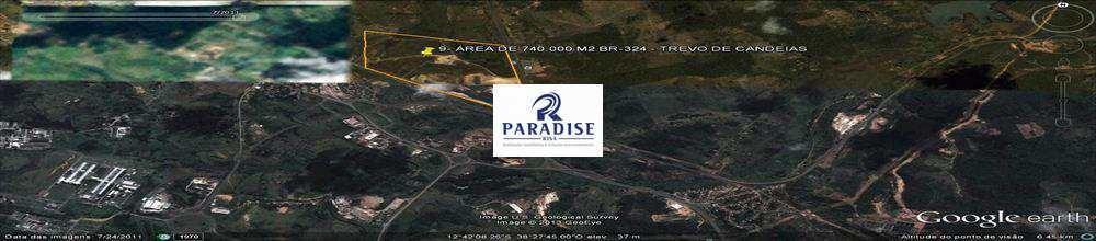 área, distrito industrial, candeias - r$ 55.000.000,00, 0m² - codigo: 40800 - v40800