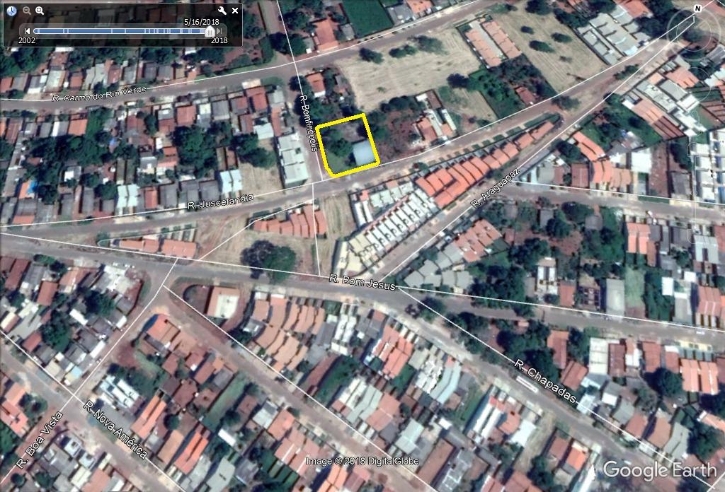 area esquina murada 1.213m² (projeto aprovado 9 casas) maysa