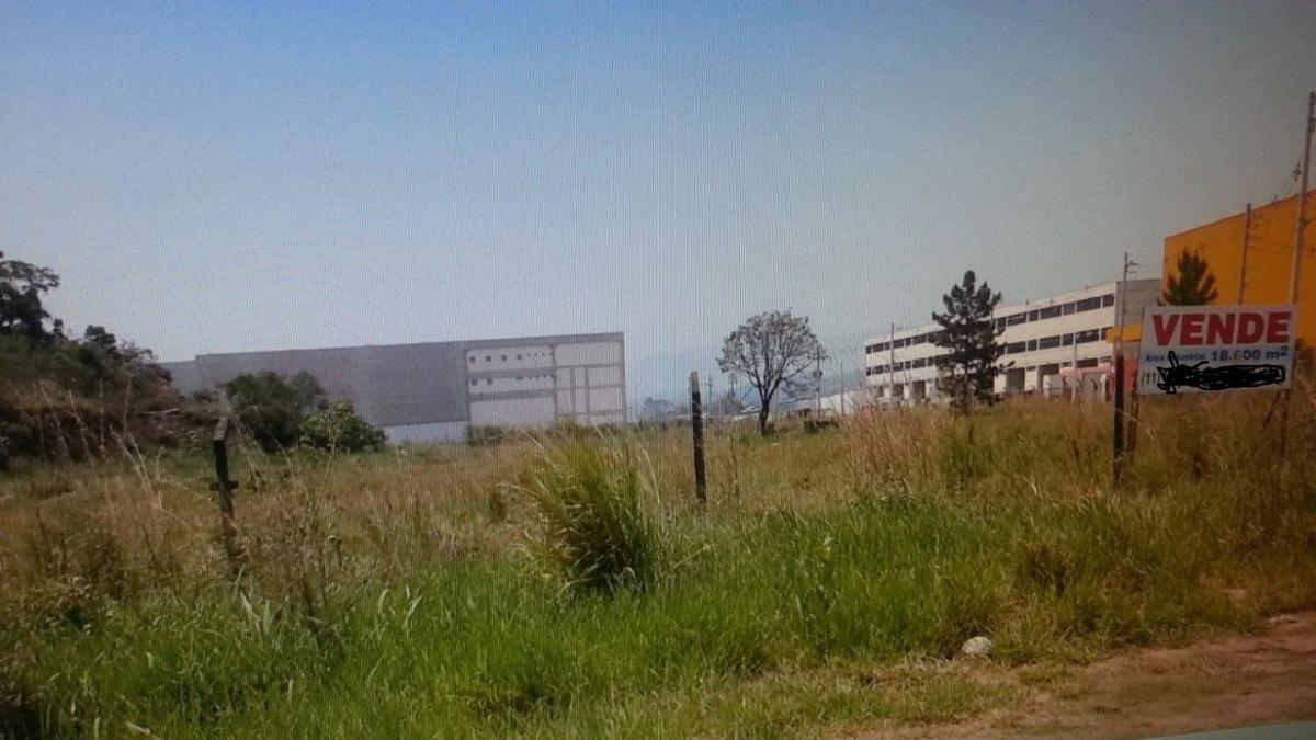 área industria, terreno de 18.000 m², em araçariguama !!