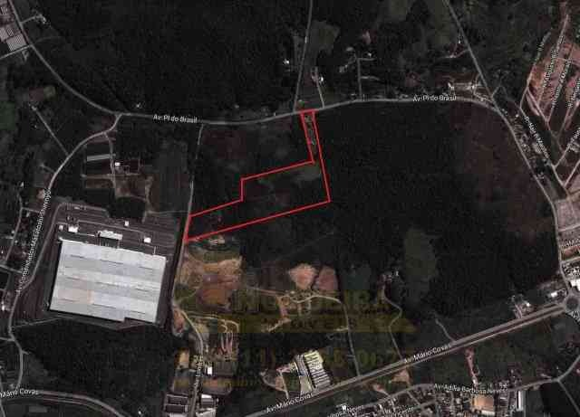 área industríal em áruja  - 107.000  m² - zup 2 e 3  - 1750