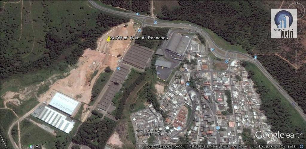 área industrial em caieiras muito bem localizada próximo ao rodoanel. excelente oportunidade de ampliar ou ter seu próprio local - ar0063