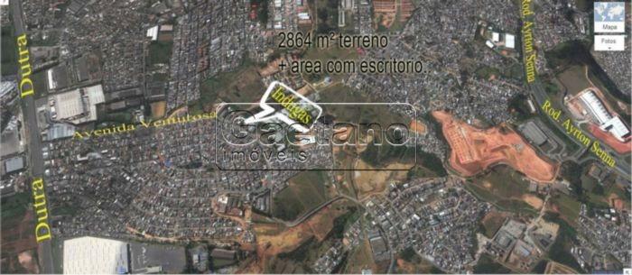 area industrial - jardim cumbica - ref: 17527 - l-17527