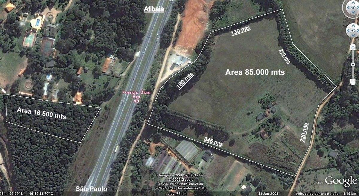 área industrial plana km 58 rodovia fernão dias 30 min de sp