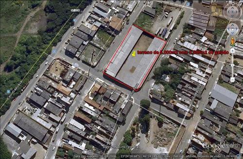 área industrial à venda, cidade nova bonsucesso, guarulhos. - codigo: ar0119 - ar0119