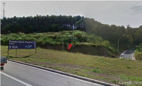 área industrial à venda, estância parque de atibaia, atibaia. - ar0052