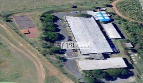 área  industrial à venda, fazenda santa cândida, campinas. - ar0003