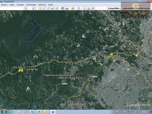 área industrial à venda, jardim itapecerica, itapecerica da serra. - codigo: ar0244 - ar0244
