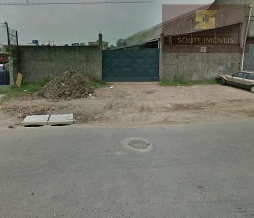área industrial à venda, jardim presidente dutra, guarulhos. - codigo: ar0098 - ar0098