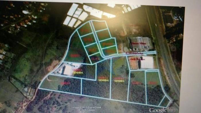 área industrial à venda, tanque, atibaia - ga0075. - ar0013