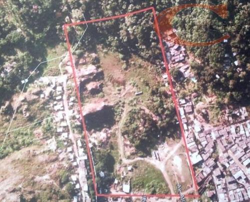área para compensação ambiental e moradia popular - guarujá - ar0006