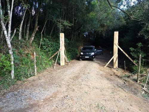 area para construir chacaras 600 m2 a 2 km da rodovia j