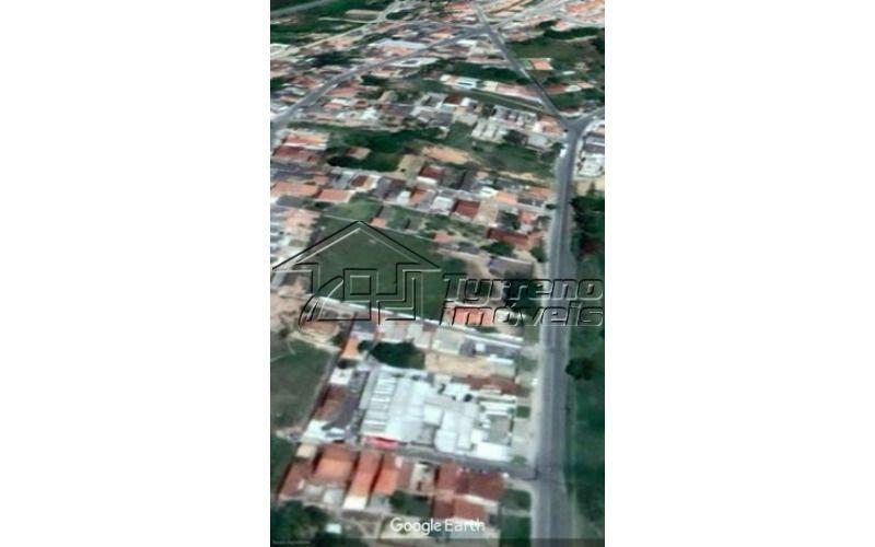 área para empreendimento mcmv em cruzeiro - sp