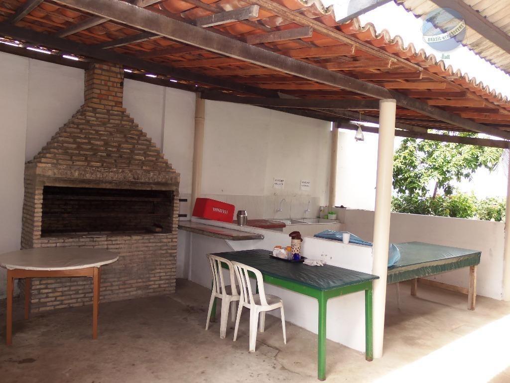área para eventos, festas, encontro empresarial, aula de campo, em macaíba, em pleno funcionamento. - ch0002