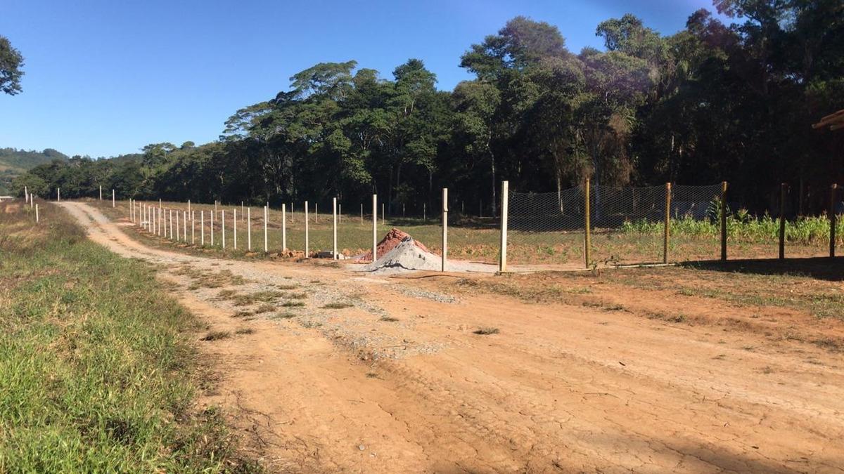 area plana para construir sua chacara 600 m2 25 mil j