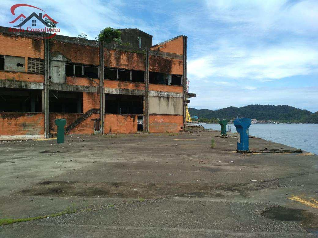área portuária para terminal privativo guarujá/sp - v672