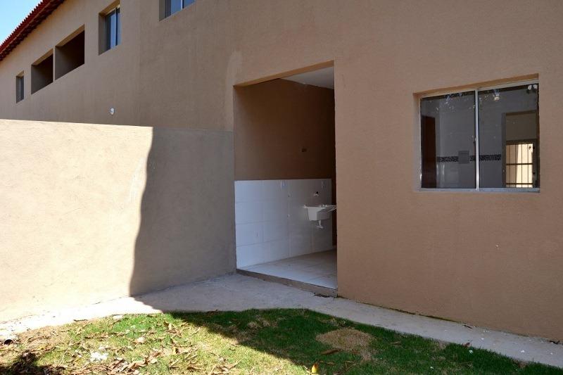 área privativa 2/4 no em neves financia 100% minha casa minha vida ! - 1223