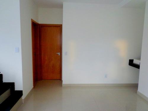 área privativa à venda, 2 quarto(s), belo horizonte/mg - 6805