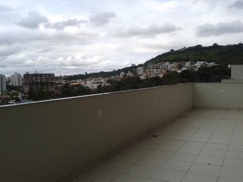 área privativa à venda, 3 quarto(s), belo horizonte/mg - 4504