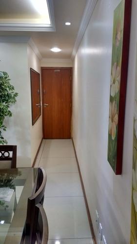 área privativa à venda, 3 quarto(s), belo horizonte/mg - 6132