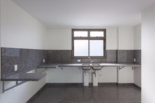 área privativa à venda, 4 quarto(s), belo horizonte/mg - 6743