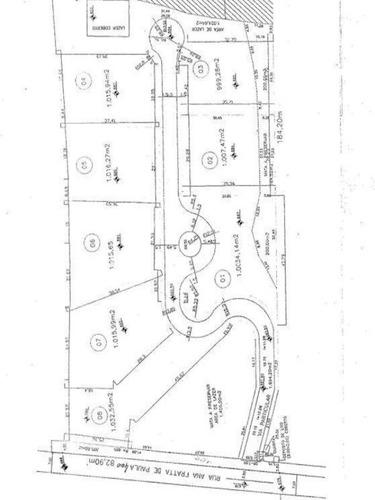 area residencial em campinas - sp, parque jatibaia - ar00034
