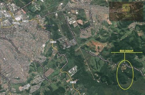 área residencial à venda, cézar de souza, mogi das cruzes. - codigo: ar0178 - ar0178