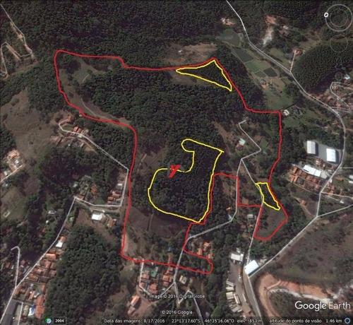 área residencial à venda, estância santa maria do portão, atibaia. - ar0049