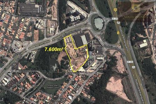 área residencial à venda, jardim das samambaias, jundiaí. - codigo: ar0226 - ar0226