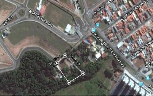 área residencial à venda, jardim guarujá, sorocaba - ar0271. - ar0271