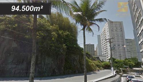 área residencial à venda, jardim las palmas, guarujá. - codigo: ar0260 - ar0260