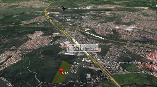 área residencial à venda, parque camélias, campinas. - ar0009