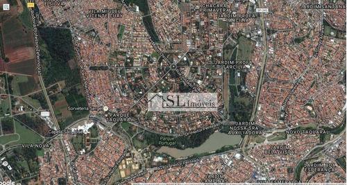 área residencial à venda, parque taquaral, campinas. - ar0017