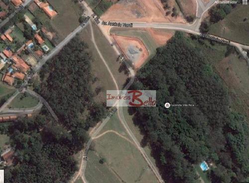 área residencial à venda, pinheirinho, itatiba. - ar0045