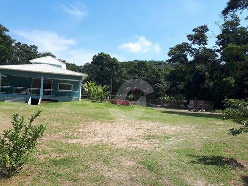 área residencial à venda, várzea das moças, niterói. - ar0006