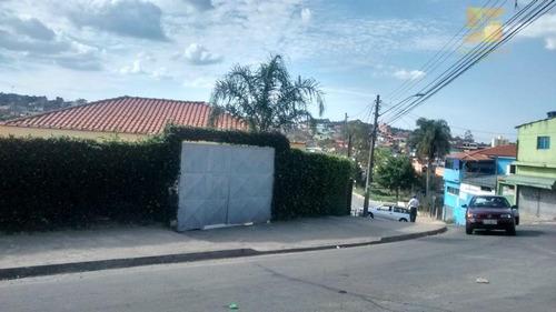 área residencial à venda, vila nova bonsucesso, guarulhos. - codigo: ar0294 - ar0294