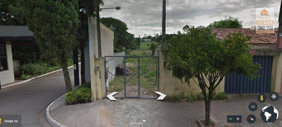 área à venda, 3172 m² por r$ 1,00 - além ponte - sorocaba/sp - ar0047