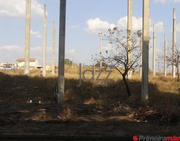 área à venda, 5000 m² por r$ 2.750.000 - jardim boa vista - hortolândia/sp - ar0030