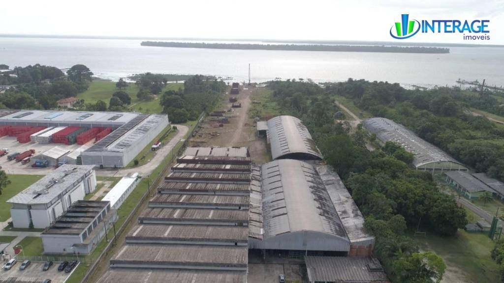 área à venda, 5568131 m² por r$ 28.000.000 - tapanã (icoaraci) - belém/pa - ar0018