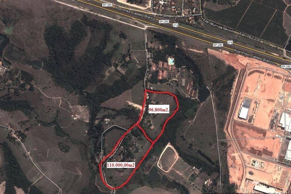 área à venda, além ponte - sorocaba/sp - 237