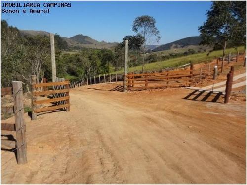 área à venda em coqueiral - ar005972