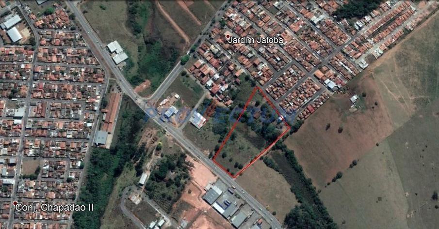 área à venda em jacarandas - ar244578