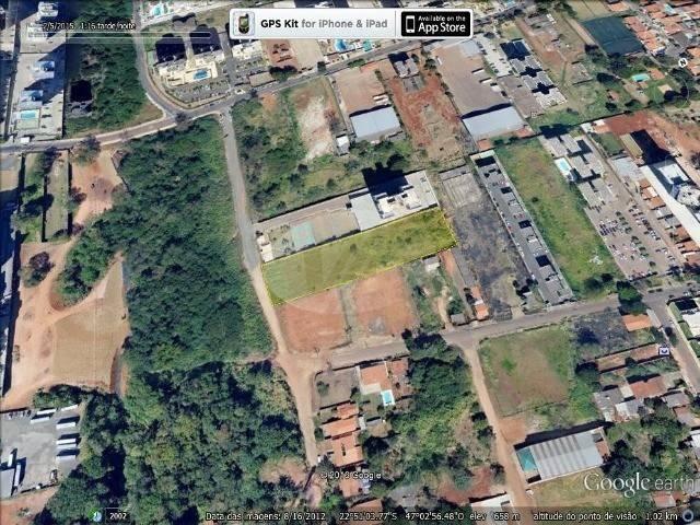 área à venda em mansões santo antônio - ar190514