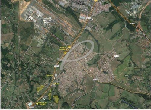 área à venda em parque viracopos - ar002500