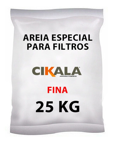 areia filtro piscina industrial granulometria 0,5 a 1,0mm