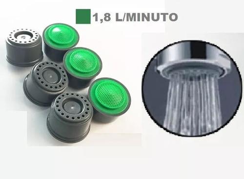 arejador de para torneira 1,8 litros/min spray economia água
