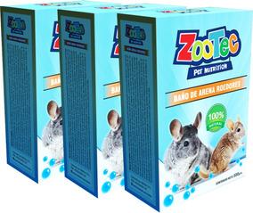 Chinchilla Jerbos Roedores Sustrato Arena Baño Hamsters X3 8OwPnkX0